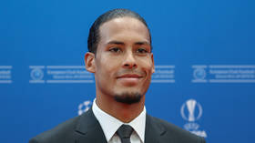 Take it as Red! Liverpool's van Dijk beats Ronaldo & Messi to UEFA Men's Player of the Year award