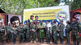 Colombia creates FARC taskforce after ex-commanders call on rebels to pick up arms & resume fighting