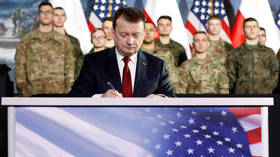 Warsaw, Washington agree on 6 locations for US troops in Poland – defense minister