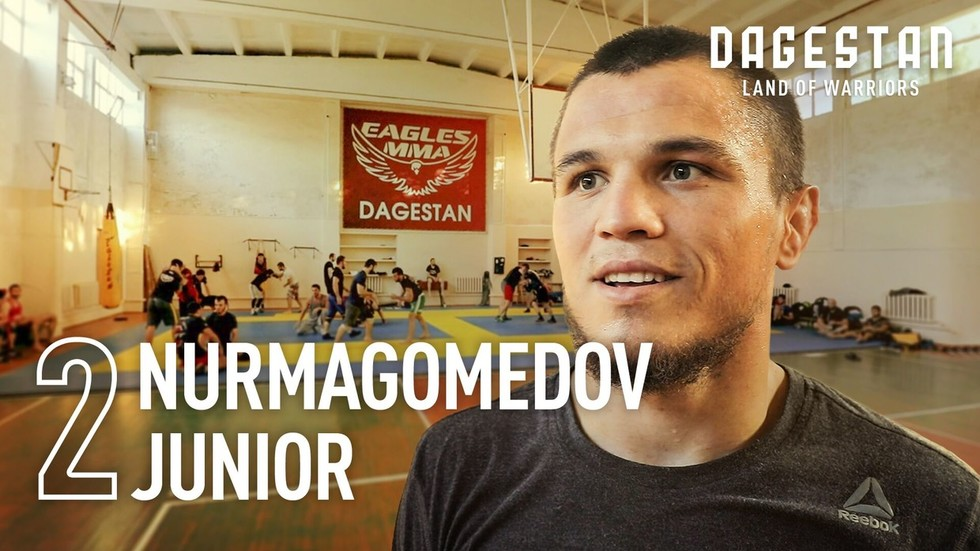 'In Dagestan, you have to fight for respect' – meet Nurmagomedov Jr.