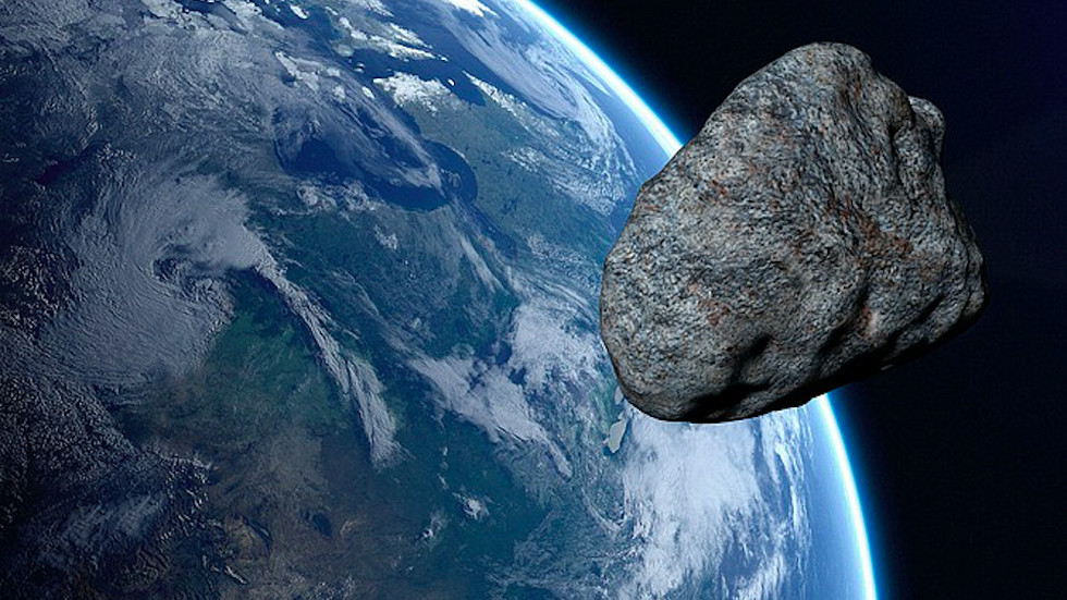 Eiffel Tower-sized asteroid to pass Earth today, would ...