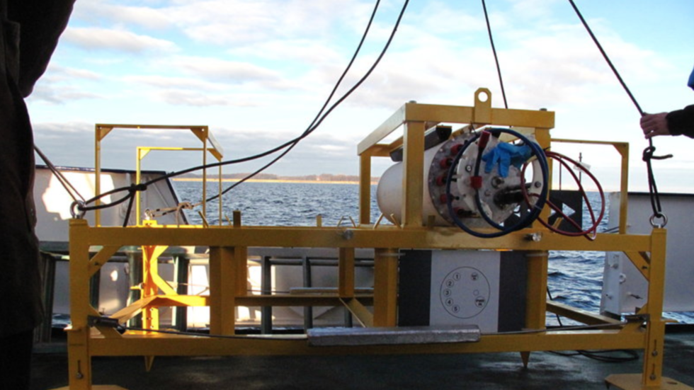 Without a trace: Scientists bewildered as underwater lab disappears in the Baltic Sea