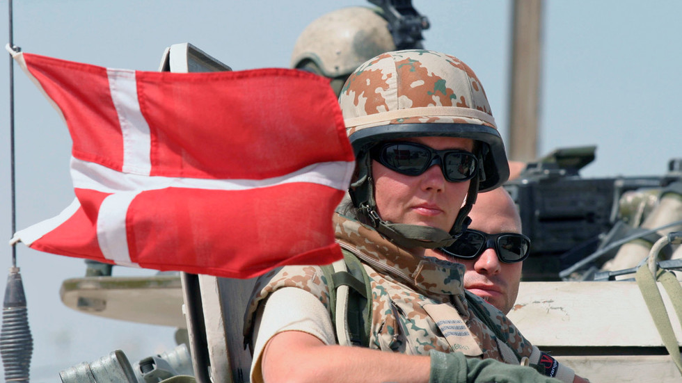 Pentagon thanks Denmark for 14 anti-ISIS therapists in Syria but… can't they sell Greenland instead?