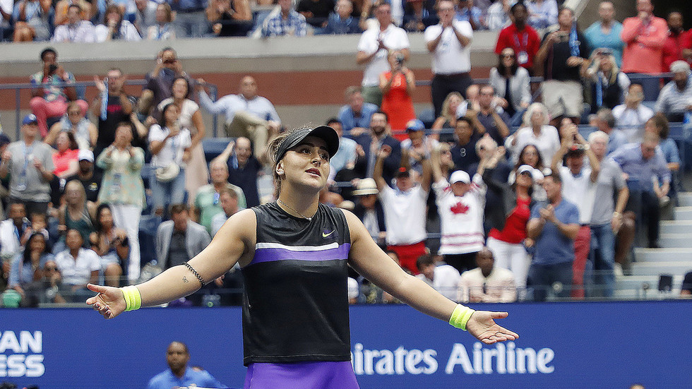 So Canadian! Andreescu apologizing for beating Serena stirs
