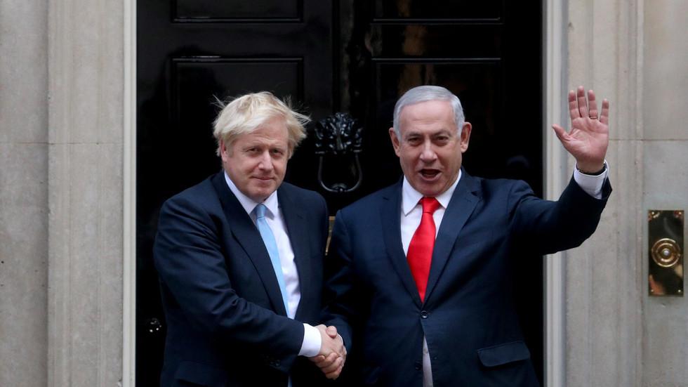 Comrade Boris? Netanyahu tells cabinet how he met British PM... Yeltsin