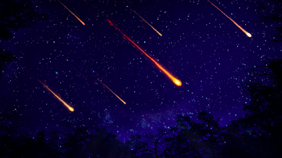 Shooting stars to light up night sky in stunning Draconid meteor shower