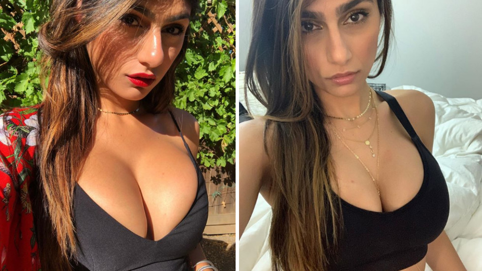 Mia Khalifa Fan Porn