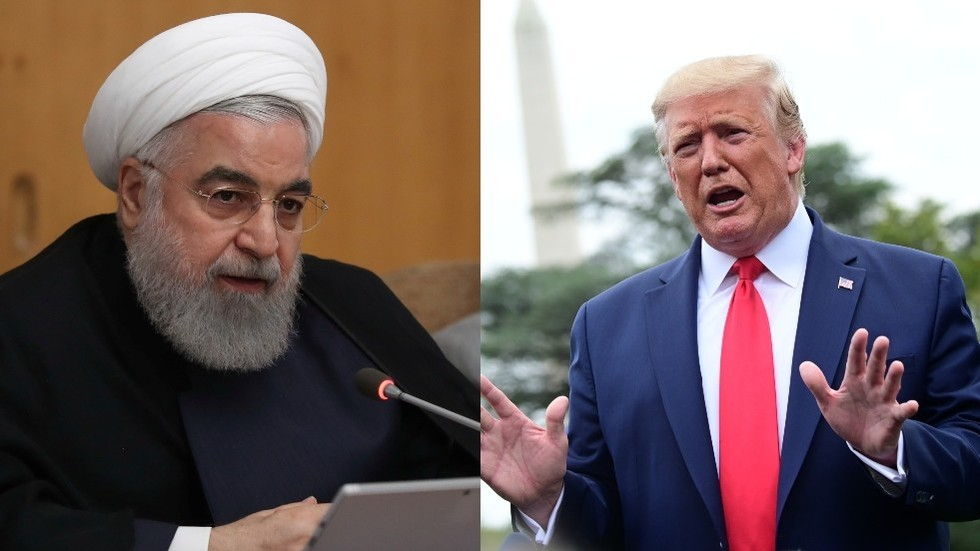 Trump says he 'could' meet with Iran President Rouhani