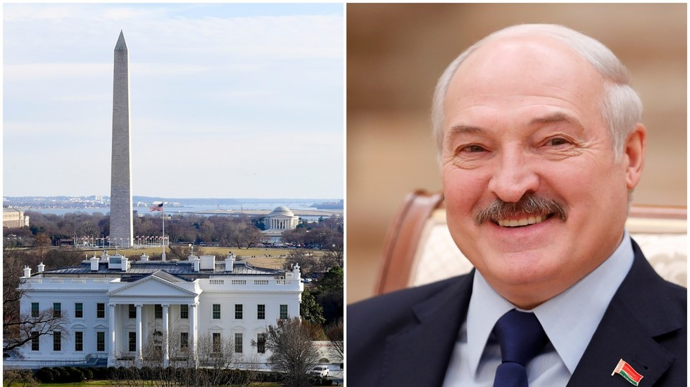 Why not move US capital to Minsk? asks Belarusian president… at least for top athletics event