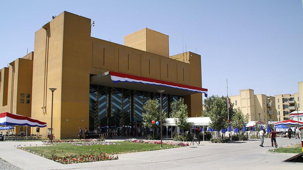 Blast near US Embassy in Kabul marks early hours of 9/11 anniversary (PHOTOS)