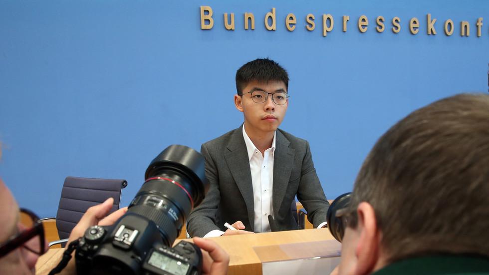 China summons German ambassador after Berlin hosted Hong