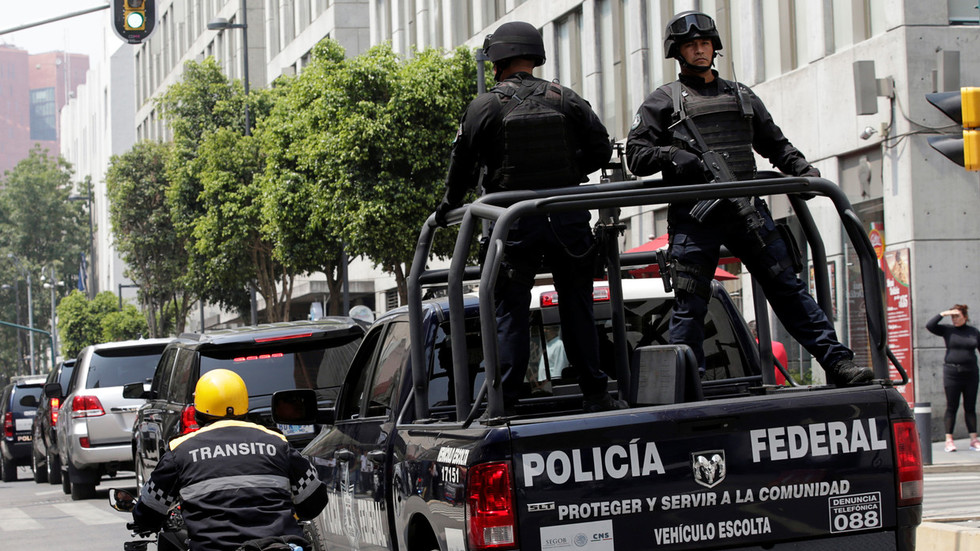 Mexico shuts down gas stations that refused to serve police following death threats from cartel