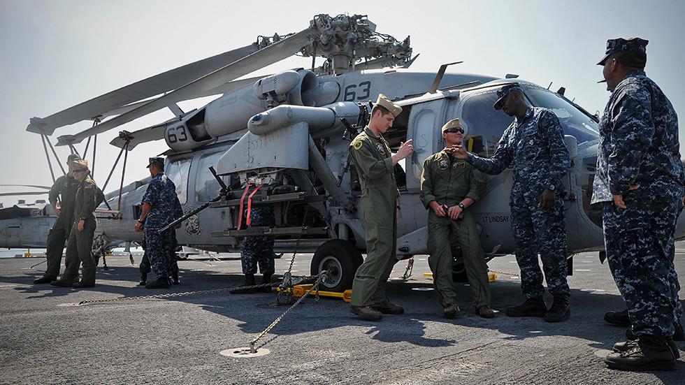 Militares dos EUA cercando a Venezuela: preparativos para a troca de regime?