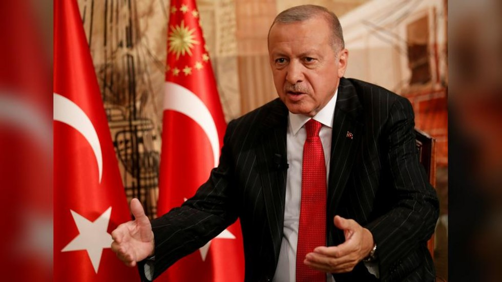 Erdogan tells Trump he could ALSO buy US Patriot missiles despite row over Russian S-400s