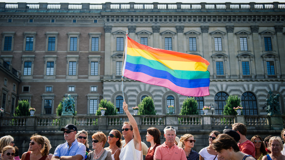 'Tradition is important to us': Swedish town rebels against LGBT rainbow flag on city hall