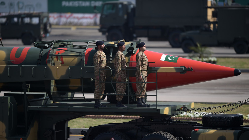 Pakistani PM Khan hints at nuking India in 'surrender-or-death' scenario