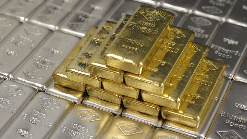 Gold & silver rally as investors seek safe havens amid global uncertainty