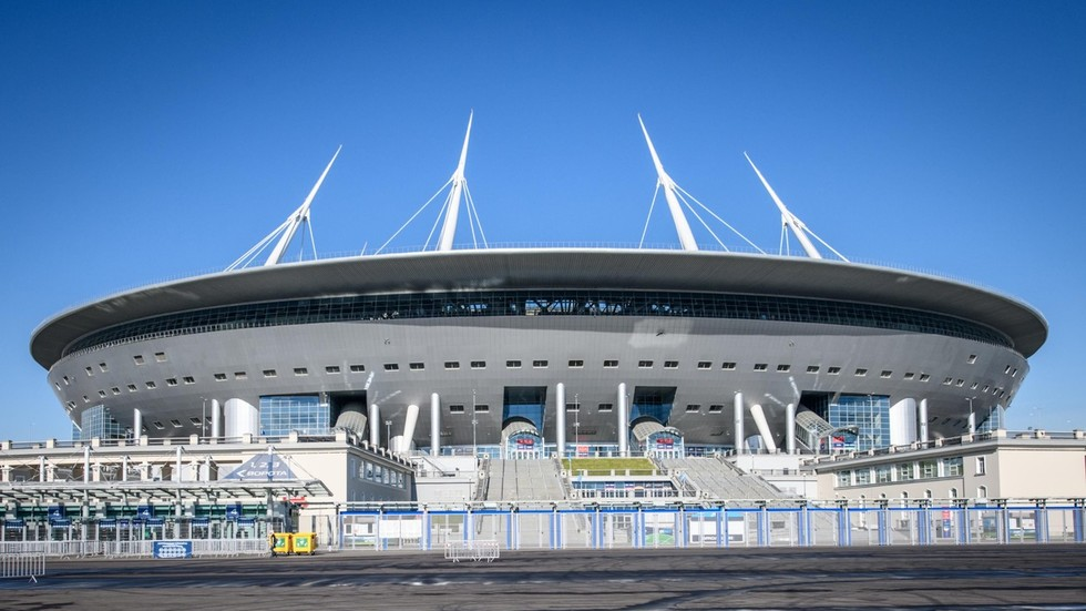 St. Petersburg confirmed as host of 2021 Champions League ...