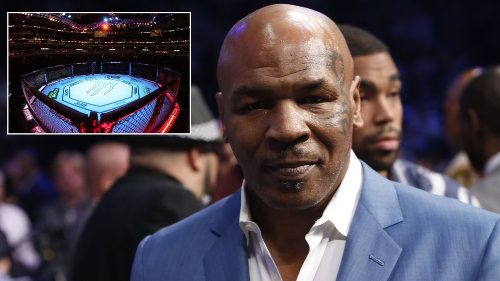 Mike Tyson reveals bizarre reason he would never have made it as a UFC star