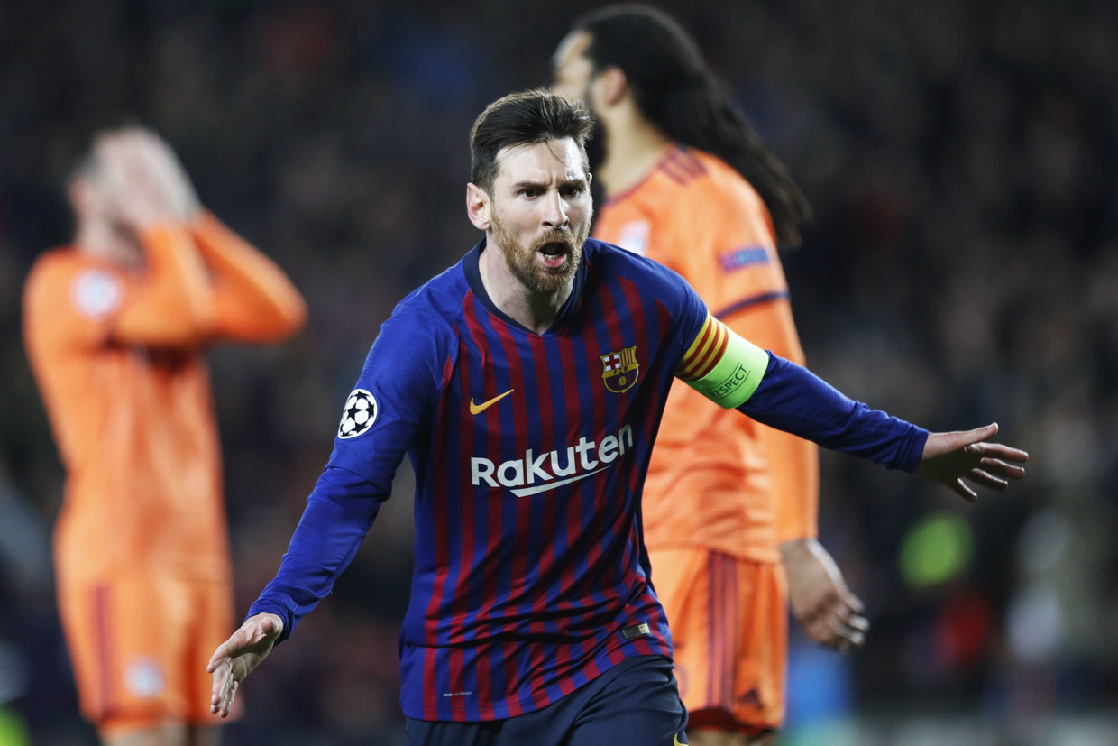 Lionel Messi, Cristiano Ronaldo among The Best FIFA Men's Player award finalists