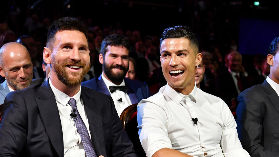 Ronaldo on Messi: I deserve more Ballons d'Or