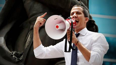Venezuela prosecutors probe opposition leader Juan Guaido for 'high treason'