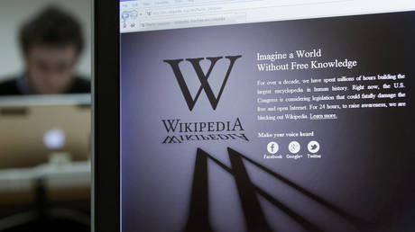 Wikipedia says massive hack attack took down the website in Europe & Middle East