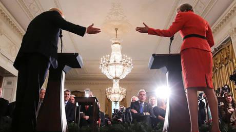 Theresa May's revenge: UK ambassador who dissed Trump gets lordship