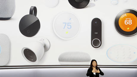 The Nest family of devices (not pictured: Big Brother) © Reuters / Stephen Lam
