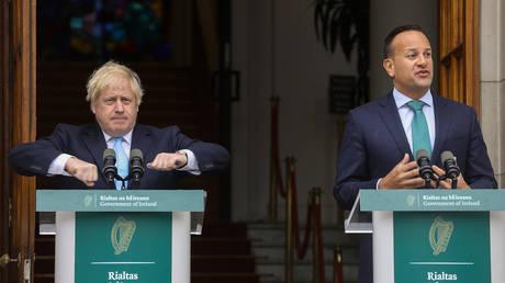 Gap between UK and EU on Brexit 'very wide,' says Irish PM Varadkar