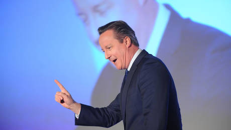 #EtonMess: David Cameron's claims of school days drug use draw Brexit jibes