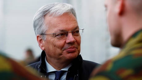 Belgium S Eu Commission Nominee Under Investigation For Money Laundering Greeen If you wanted more metal gear on your news start your own cypher and dance, paint, trick, face off with the cops and stake your claim to the extrusions and cavities of a. belgium s eu commission nominee under