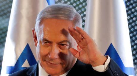 FILE PHOTO: Israeli Prime Minister Benjamin Netanyahu © REUTERS/Ronen Zvulun