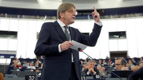 European Union's chief Brexit coordinator Guy Verhofstadt © Reuters / Vincent Kessler