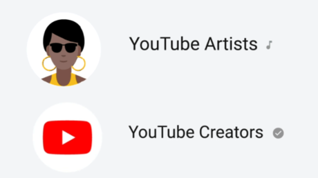 Images presented by Google at the official YouTube blog © https://support.google.com/youtube