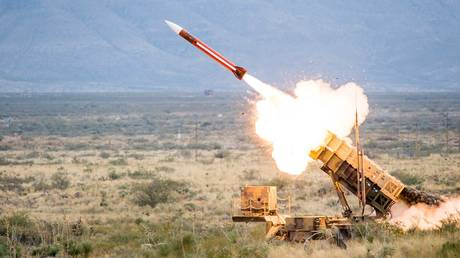 MIM-104 Patriot PAC-3 surface-to-air missile system