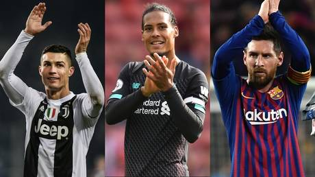 The Best FIFA Awards 2019: Who will be crowned the world's best?