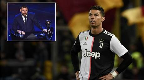 Yes, Ronaldo is a sore loser – but that has helped him become a footballing great
