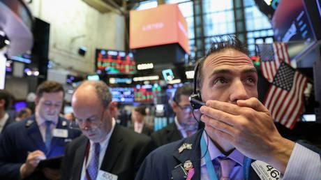 FILE PHOTO: The New York Stock Exchange (NYSE) © Reuters / Brendan McDermid
