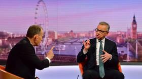 'Govt vs parliament' row set to escalate as Gove hints at ignoring Brexit extension legislation