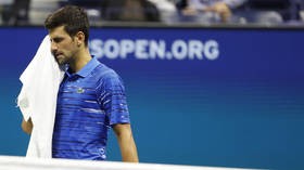 'Disrespectful': US Open crowd slammed for booing Djokovic after injury-forced retirement