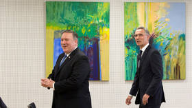 Pompeo to discuss Afghanistan peace deal with NATO's Stoltenberg