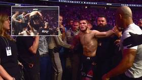 Khabib '80% certain' next fight will be in Russia as UFC champ eyes record-smashing home crowd