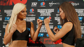 Fighting dirty: Feminists are replacing ring girls with men to create the patriarchy they crave