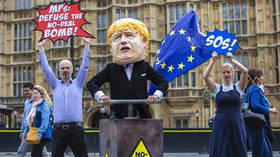 CrossTalk on Brexit: BoJo & Europe