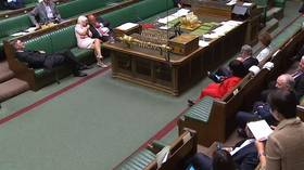 'Contemptuous body language': Rees-Mogg meme-shamed for reclining during 'boring' Brexit debate