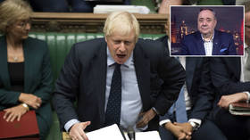 'Things look very bleak for Boris Johnson': Salmond dissects latest Brexit chaos