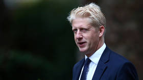 BoJo's own brother quits govt saying he's torn between 'family and national interest'
