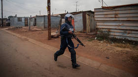 At least 10 killed in riots & attacks on foreigners – South Africa's Ramaphosa