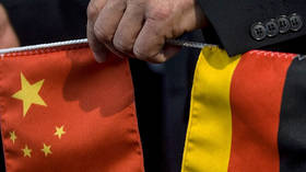 German policy on China trade won't be decided by 'people who